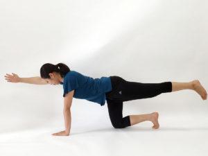 ダイアゴナル体幹トレーニング