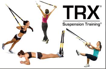 TRX サスペンショントレーニング