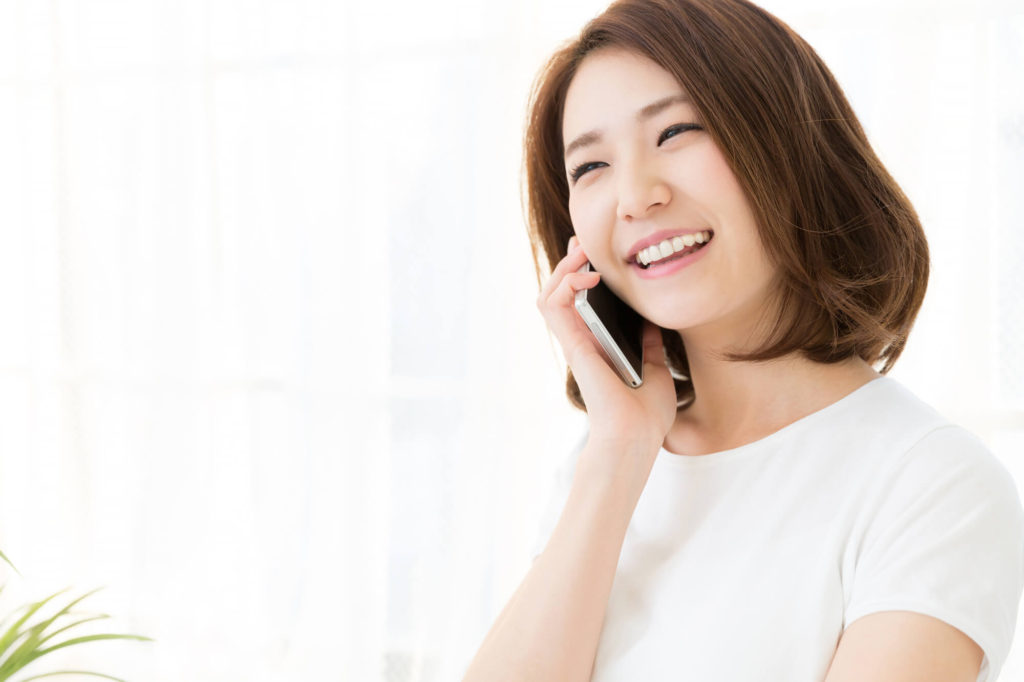 治療院の選び方 電話の対応はどうか